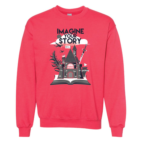 Summer Reading 2020 Crewneck Sweatshirt