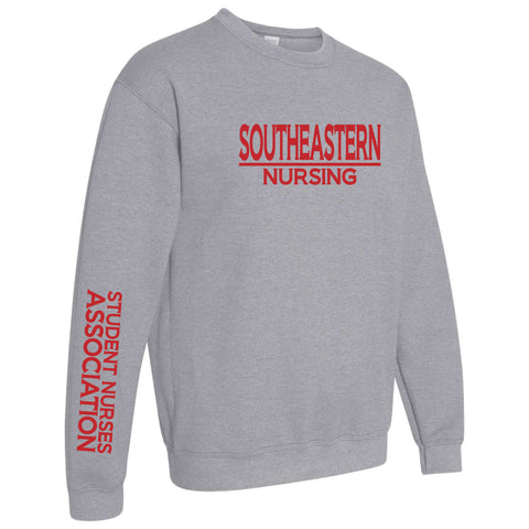 SCC Student Nurses Association Crewneck Sweatshirt