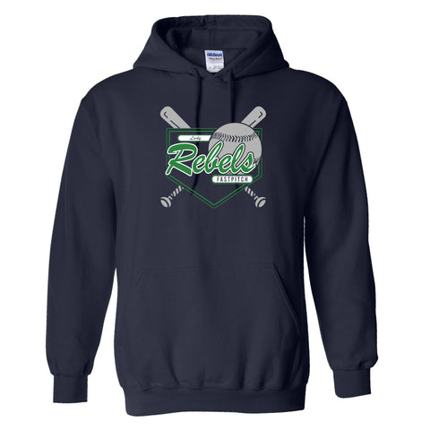 Lady Rebels Hooded Sweatshirt