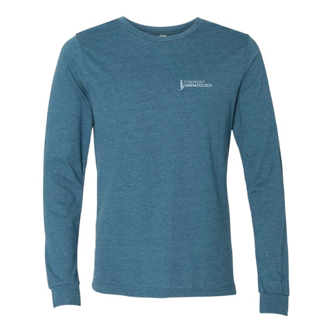 Forefront Dermatology BELLA + CANVAS - Unisex Jersey Long Sleeve Tee