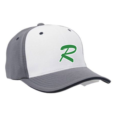 Lady Rebels Pacific Visor Flexfit Cap