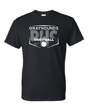 Grayhounds Softball 2018 T Shirt