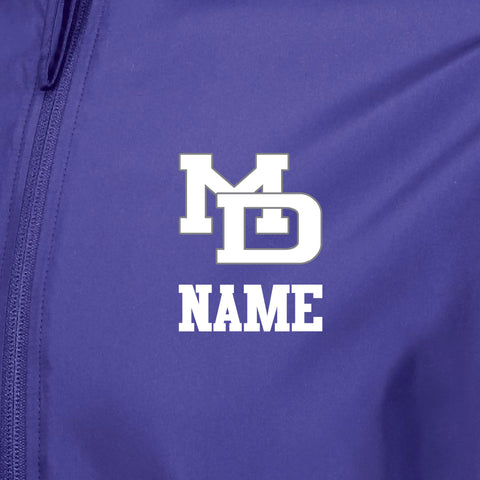 Mudd Dawgs 2020 Embroidered Name