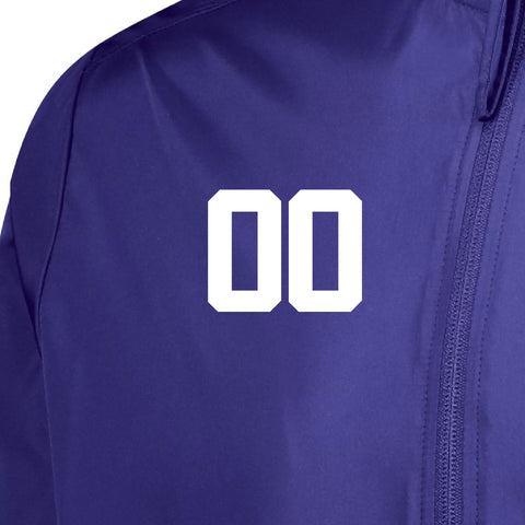 Mudd Dawgs 2020 Embroidered Number