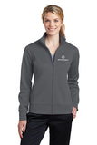 American Ordnance Embroidery - Ladies Sport tek wick fleece full zip