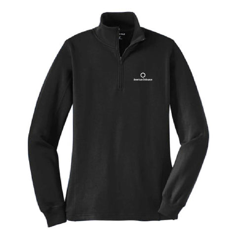 American Ordnance Embroidery - Ladies Sport-Tek 1/4 Zip Sweatshirt