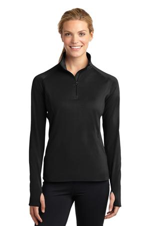 F&M Bank Ladies Half Zip Jacket