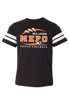 Mepo Youth Football Jersey Tee