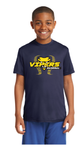 Viper Apparel Solid Dri-fit Youth