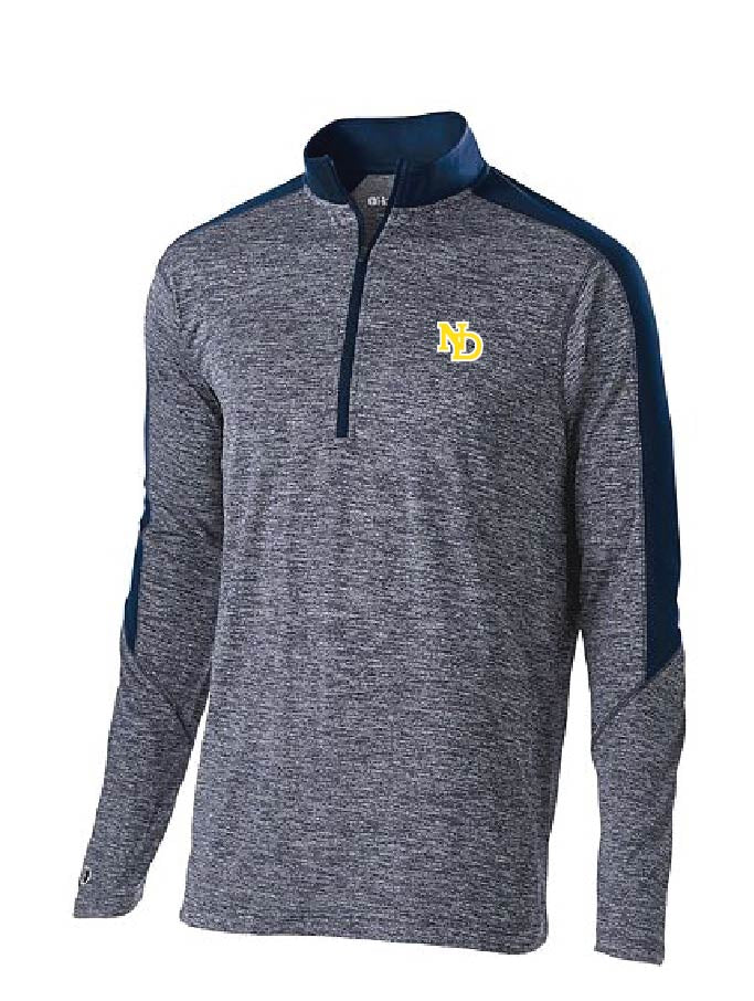 ND Youth & Adult 1/2 Zip Pullover