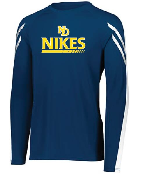 ND DRI-FIT LONG SLEEVE
