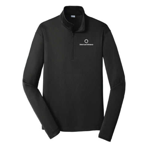 American Ordnance Embroidery - Competitor PosiCharge 1/4 Zip Pullover