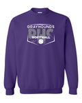 Grayhounds Softball 2018 Crewneck