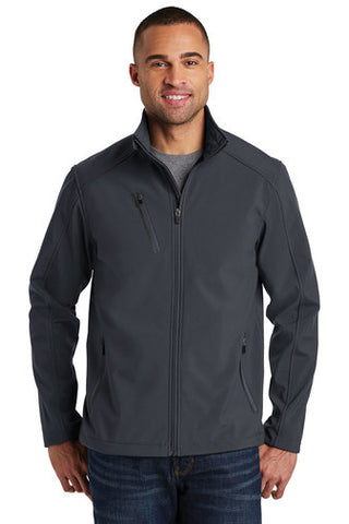 F&M Bank Port Authority® Welded Soft Shell Jacket