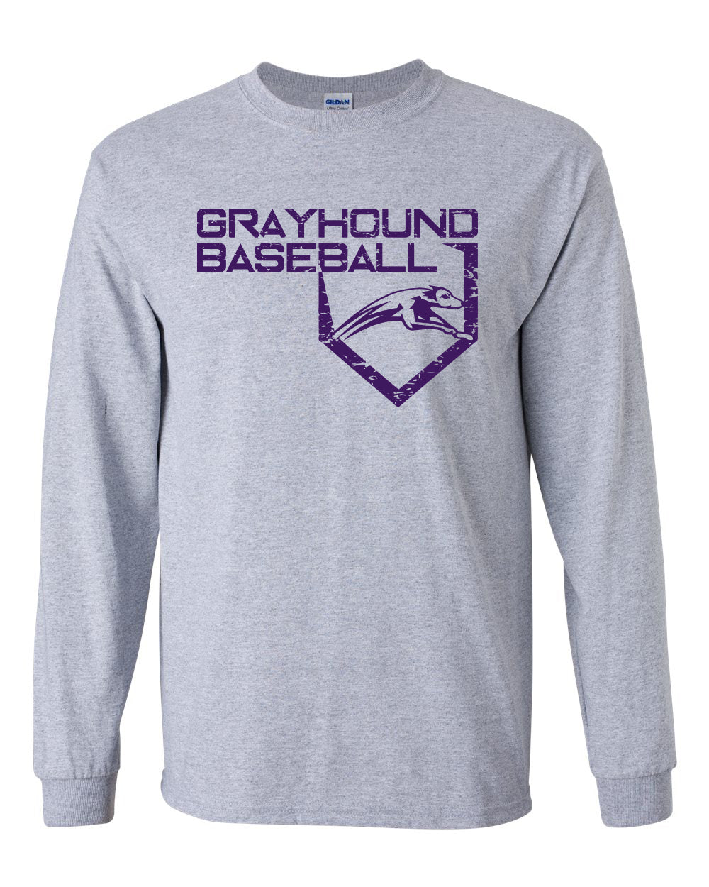 Grayhounds Baseball 2018 Longsleeve