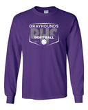 Grayhounds Softball 2018 Longsleeve