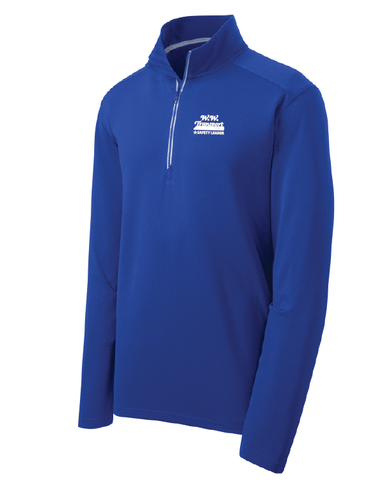 W.W. Transport Safety Leaders 1/4 Zip Pullover