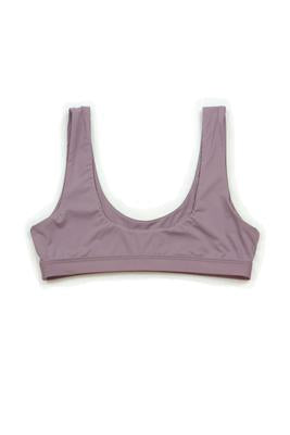 Amaka Bikini Tank Top in Purple Haze