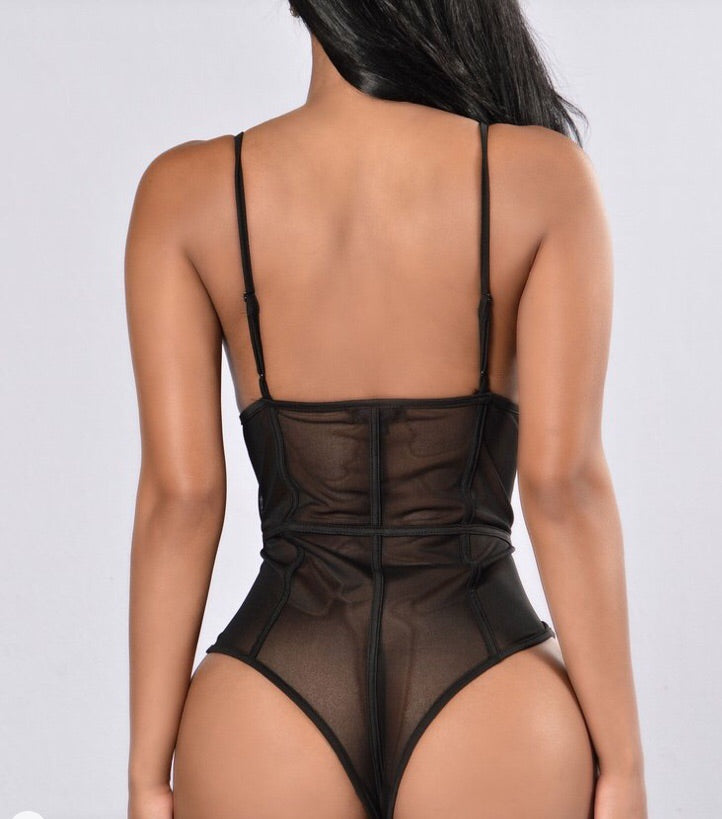 The Nadine Bodysuit