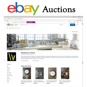Bargains to be had, don't miss out on our eBay auctions