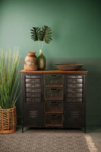 Industrial Style Storage Cabinet Sideboard Unit - Whaleycorn