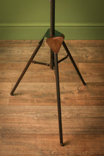 Vintage Style Tripod LED Floor Lamp Battery Operated - Whaleycorn