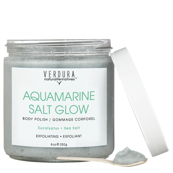 AQUAMARINE SALT GLOW BODY POLISH