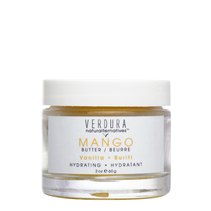 "MANGO BUTTER | 100% Natural-Vegan | VERDURA naturalternatives | Rich in vitamin A, C & antioxidants, our ""Mango"" butter helps encourage the production of collagen to keep the body skin soft & moisturized. All natural,Made from organic botanicals, This product is 100% vegan & gluten free. No animal testing, No parabens,No artificial fragrances, No synthetic colorants, $26.00"