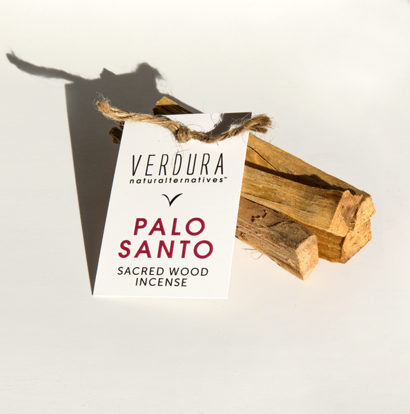 PALO SANTO SACRED INCENSE BUNDLE