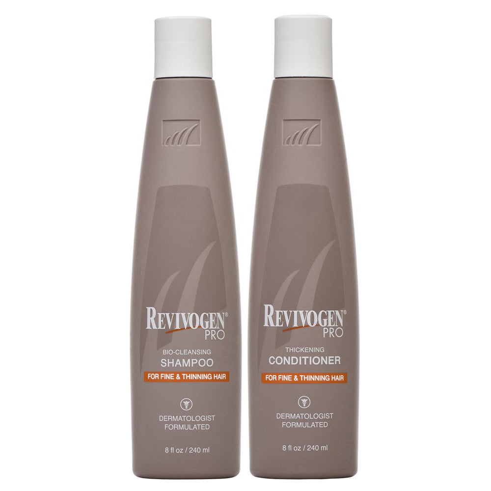 Revivogen PRO Bio-Cleansing Shampoo & PRO Thickening Conditioner