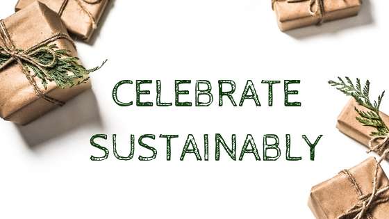 Celebrate Sustainably