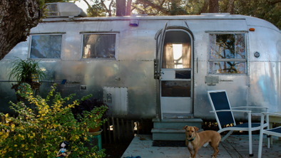 Trusting My Instincts, Yoga, Solo Traveling and Life in an Airstream