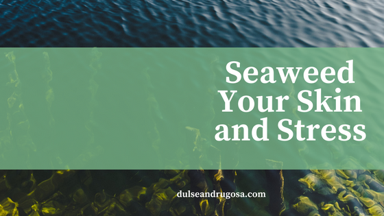 Seaweed for Stress and Skin