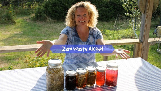 Zero Waste Alcohol- Oh Yeah!