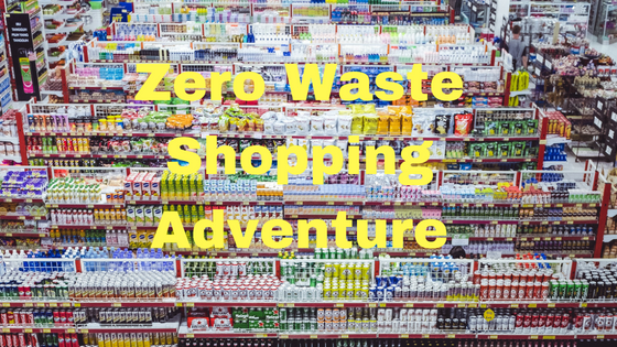Zero Waste Grocery Adventure