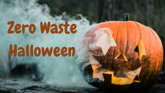 Halloween- Celebrating Sustainably