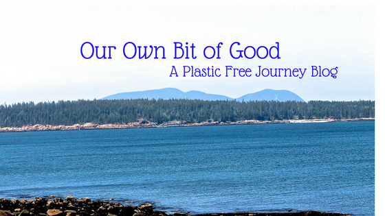 Plastic Free Journey- Doing Your Little Bit of Good