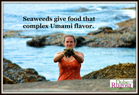 Umami is the newest taste sensation.