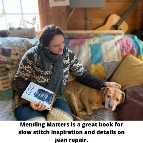 Benefits of slow stitching