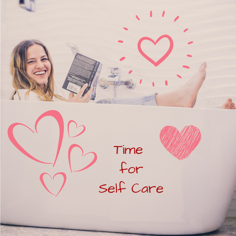 Sustainable self care for Valentine's Day