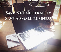 Save Net Neutrality and save a small business