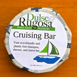 Cruising Bar- Travel the Seas Plastic Free