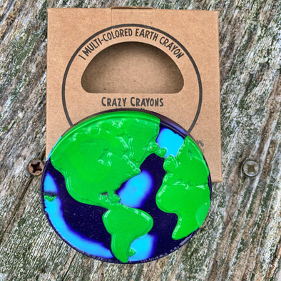Recycled Earth Crayon