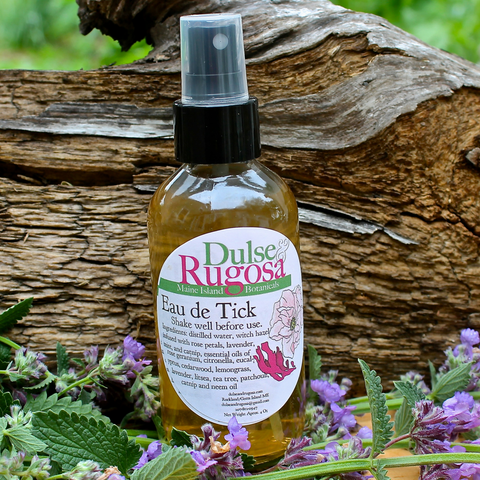 Eau de Tick- Natural Bug Repellent