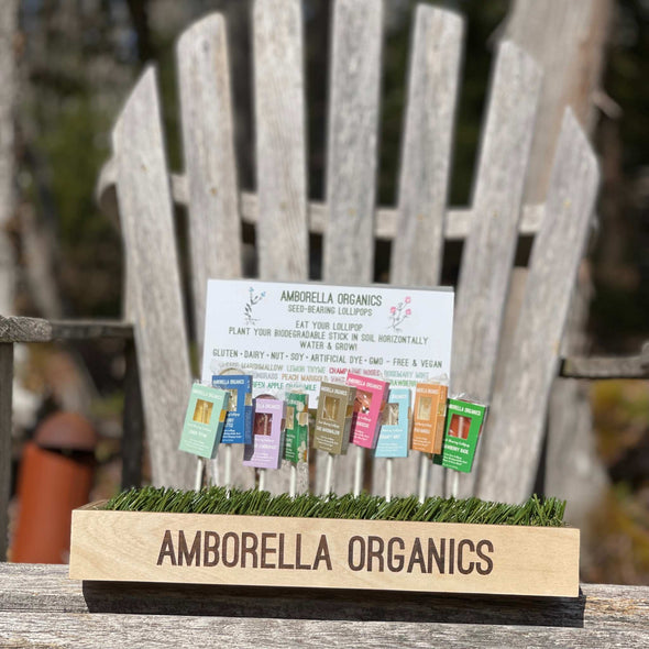 Herbal Lollipops