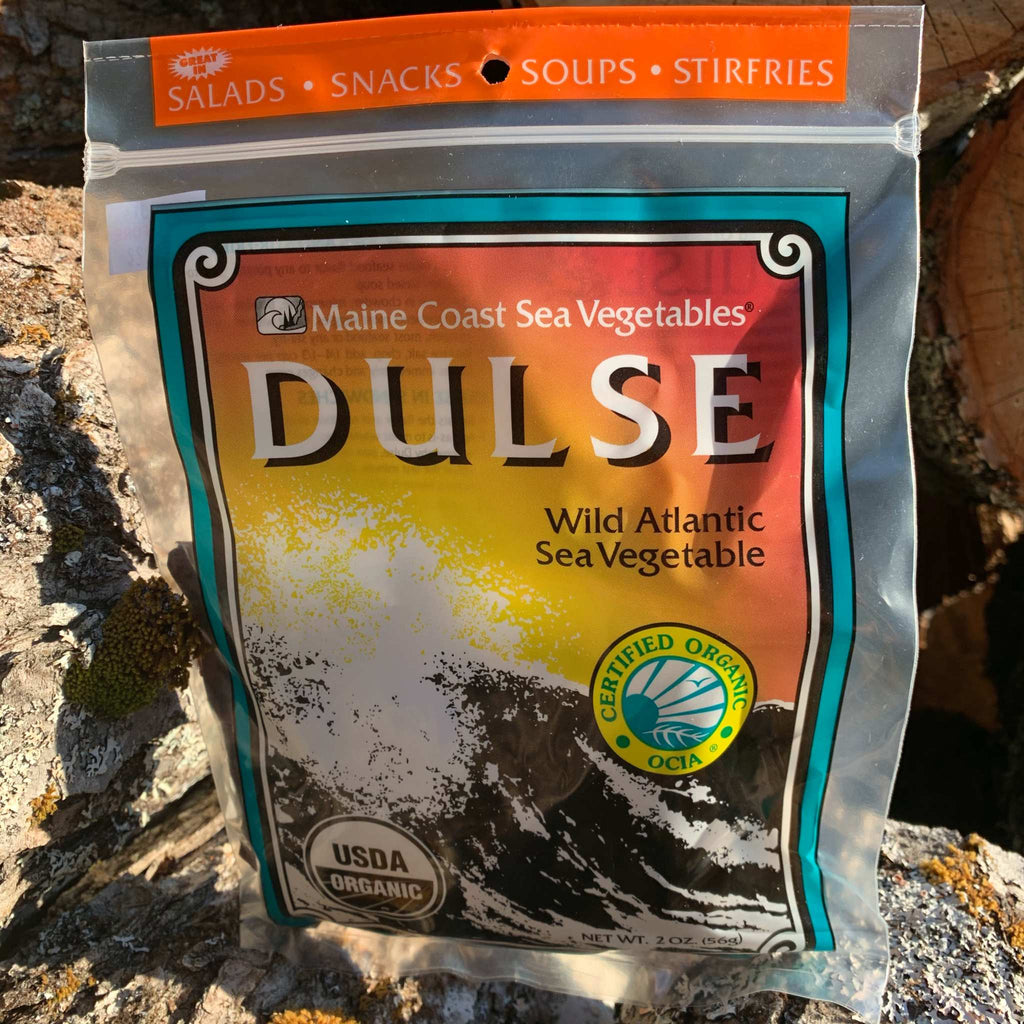 Whole Leaf Dulse