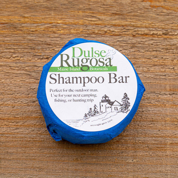 Our Shampoo Bar is loaded with seaweed.  It is perfect to fine hair or hair that does not need that much conditioner.