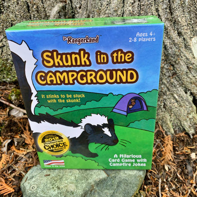 Skunk in the Campground Card Game