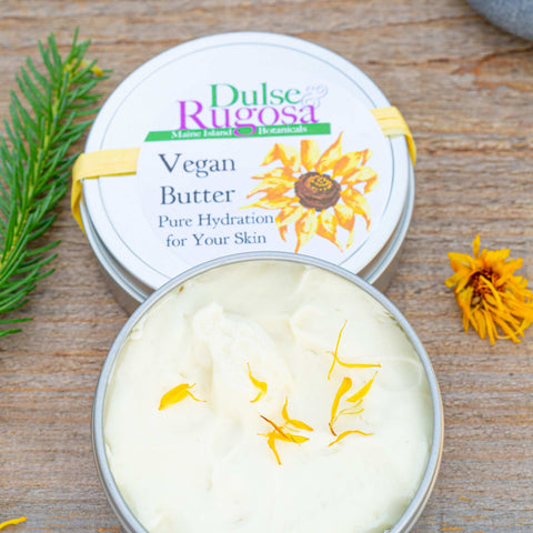 Vegan Butter- Pure Hydration for Your Skin