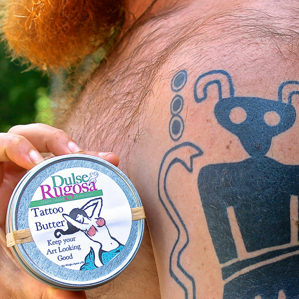 Tattoo Butter- Keep Your Art Looking Great
